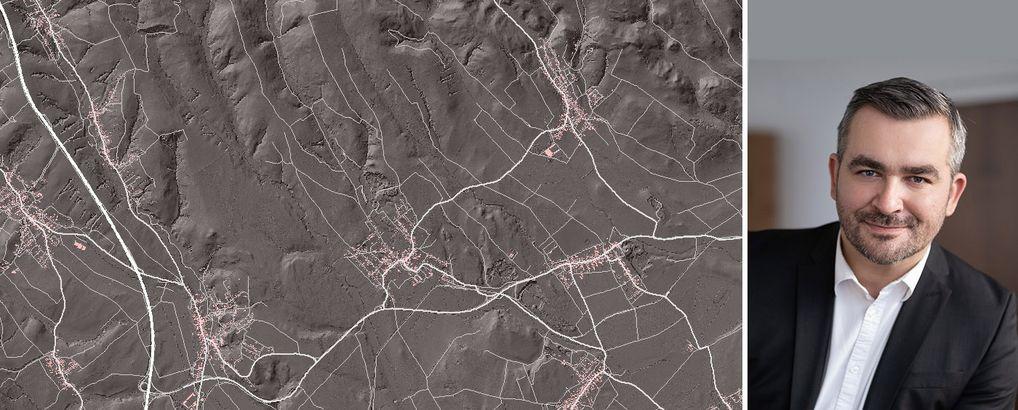 """""""Wir freuen uns, <br/> Ihnen das Service <br/> Geodaten Burgenland <br/> anbieten zu können."""" <br/><font size=""""4""""> - Landesrat Mag. Dorner </font>"""