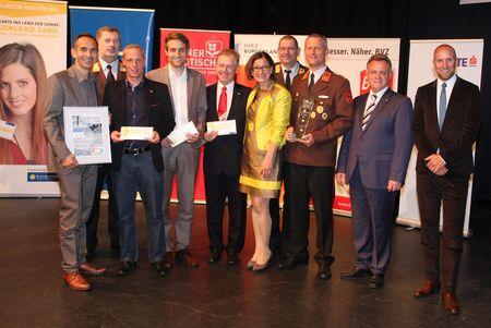 Preisträger der Publikumswahl der BVZ